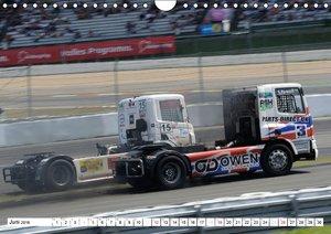 Faszination Truck Racing (Wandkalender 2016 DIN A4 quer)