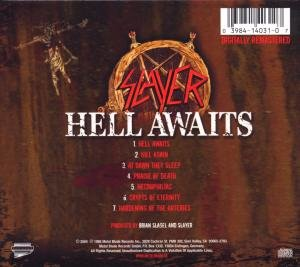 Hell Awaits/Digi