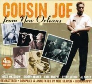 Cousin Joe-From New Orleans