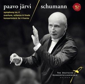 Sinfonie 4/Overture,Scherzo & Finale &Konzertstück
