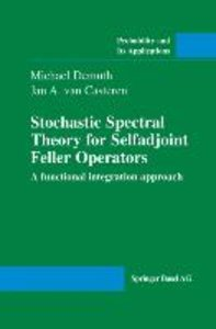 Stochastic Spectral Theory for Selfadjoint Feller Operators