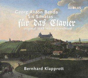 6 Sonaten für das Clavier (1757)