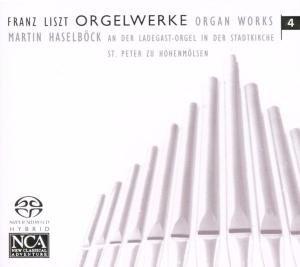 Liszt: Orgelwerke Vol.4