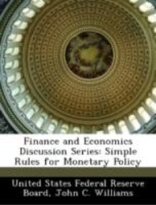 Finance and Economics Discussion Series: Simple Rules for Moneta