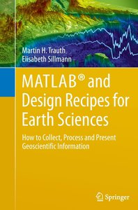 MATLAB® and Design Recipes for Earth Sciences