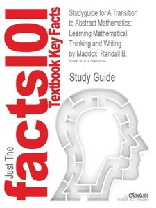 Studyguide for A Transition to Abstract Mathematics