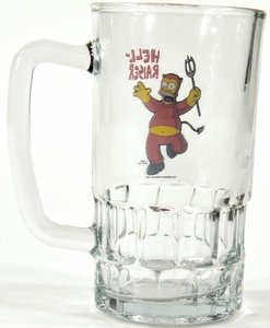 United Labels 0116487 - Simpsons : Bierhumpen Hellraiser