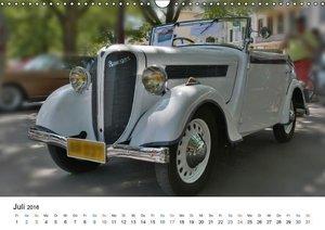 Oldtimer - Altes Blech in neuem Glanz (Wandkalender 2016 DIN A3