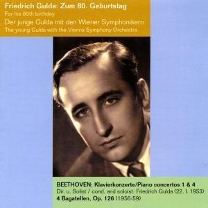 Klavierkonzerte 1 & 4/Bagatellen op.126