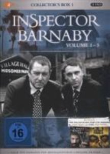 Inspector Barnaby - Collectors Box 1, Vol. 1-5