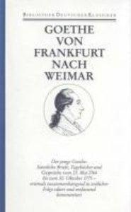 Von Frankfurt nach Weimar