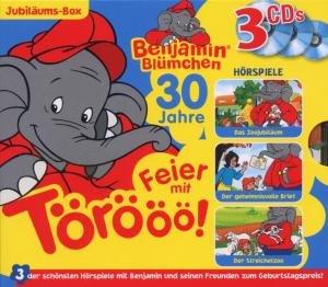 Benjamin B.:3 CD Geburtagsbox