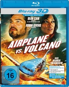 Airplane Vs. Volcano (3D-Special Edition)