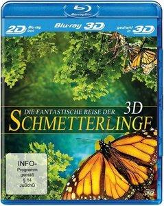 Die fantastische Reise der Schmetterlinge 3D