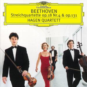 Streichquartette op.131+op.18