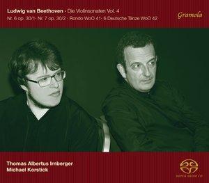 Violinsonaten Vol.4