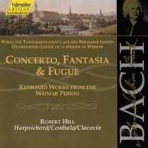 Concerto,Fantasia & Fugue