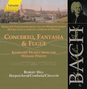 Concerto,Fantasia & Fugue