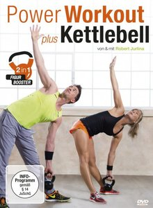 Power Workout plus Kettlebell der 2-in-1 Figur-Booster
