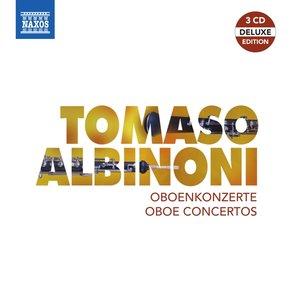 Tomaso Albinoni: Oboenkonzerte
