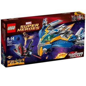 LEGO® Lego Heroes 76021 - Milano - Raumschiff