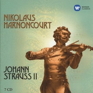 Nikolaus Harnoncourt-Johann Strauss II