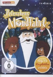 Peterchens Mondfahrt - TV-Serie Komplettbox