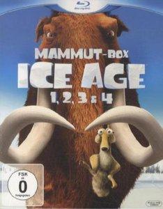 Ice Age 1-4 Box-Set