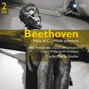 Missa Solemnis/Messe C-Dur
