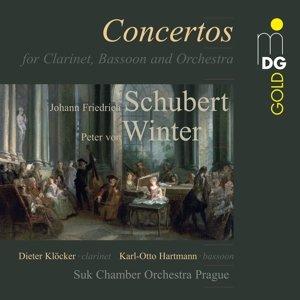 Konzerte für Klarinette und Fagott Vol.2
