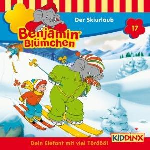 Benjamin Blümchen 017. Der Skiurlaub