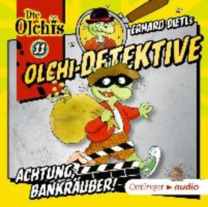 Olchi-Detektive 11 - Achtung, Bankräuber! (CD)