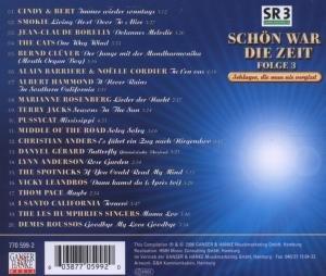 Schön War Die Zeit-3 SR3