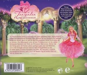 12 Prinzessinen-Gute Nach Edit.Das Orig-Hsp.z.Film
