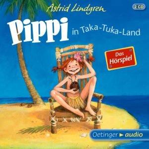 Pippi in Taka-Tuka-Land - Das Hörspiel (2 CD)