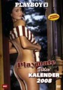 Playboy-Playmate Video Kalender 2008 (DVD)