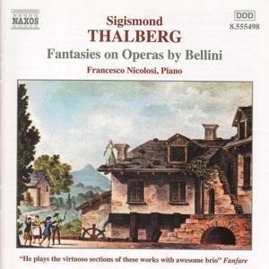 Fantasien Über Opern Von Bellini
