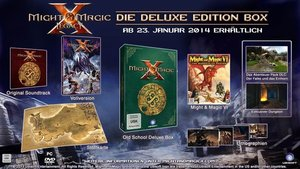 Might & Magic X: Legacy - Deluxe Edition