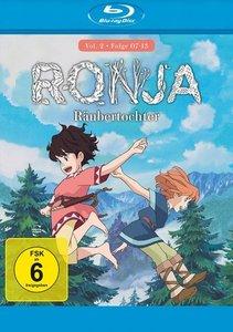 Ronja Räubertochter-Vol.2 BD