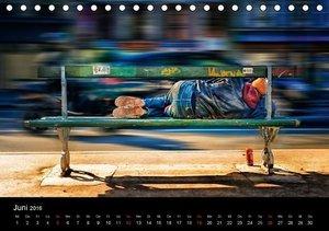 Paris - Impressionen einer Weltstadt / CH-Version (Tischkalender