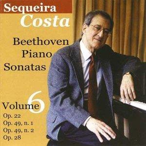 Costa, S: Beethoven Piano Sonatas Vol.6