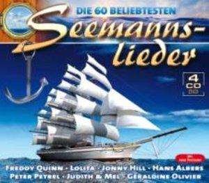 Die 60 beliebtesten Seemannslieder