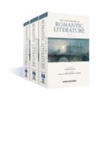 The Encyclopedia of Romantic Literature