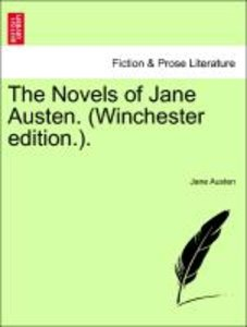 The Novels of Jane Austen. (Winchester edition.). Vol. IV.