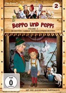 Augsburger Puppenkiste-Beppo und Peppi Vol.2