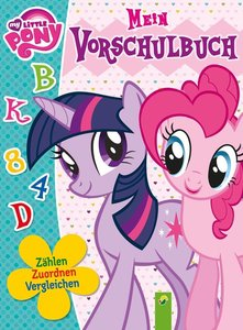 My Little Pony - Mein Vorschulbuch