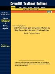Outlines & Highlights for Applied Physics by Dale Ewen