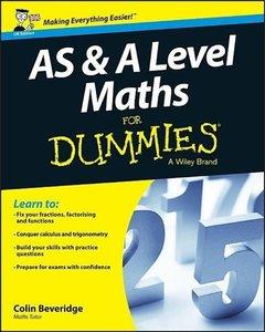 AS & A Level Maths For Dummies
