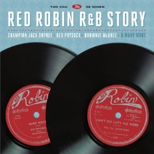 Various: Red Robin R & B Story
