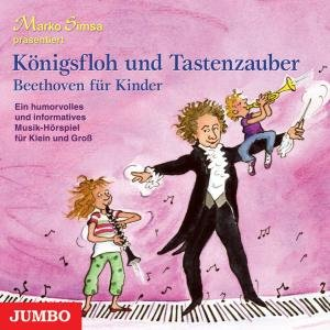 Marko Simsa präsentiert: Königsfloh und Tastenzauber Beethoven f